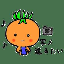 Fukuoka LOVE tomatochan sticker #1443333