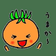 Fukuoka LOVE tomatochan sticker #1443335