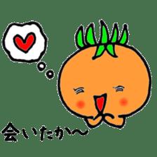 Fukuoka LOVE tomatochan sticker #1443336