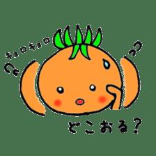 Fukuoka LOVE tomatochan sticker #1443351