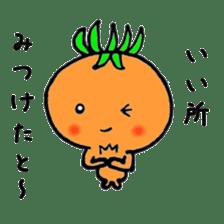 Fukuoka LOVE tomatochan sticker #1443353