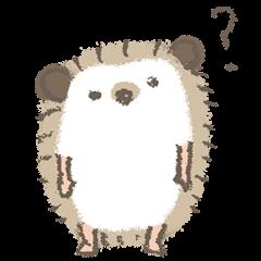 Hedgehog My name is Hu