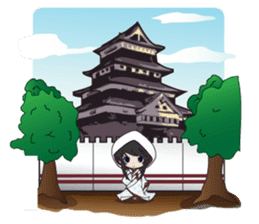 Shirayuki Hime sticker #1444235