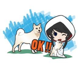 Shirayuki Hime sticker #1444243