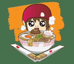 Shirayuki Hime sticker #1444250