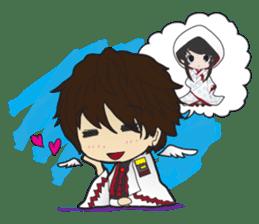 Shirayuki Hime sticker #1444258