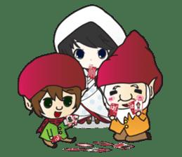 Shirayuki Hime sticker #1444265