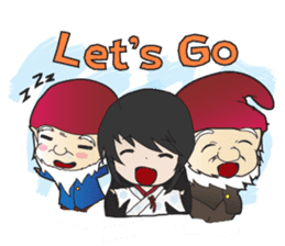 Shirayuki Hime sticker #1444266