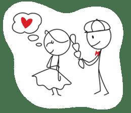 Pepe & Lulu   Love Journey sticker #1446275