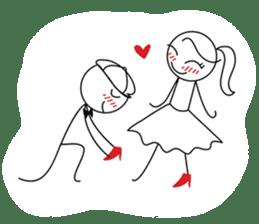 Pepe & Lulu   Love Journey sticker #1446277