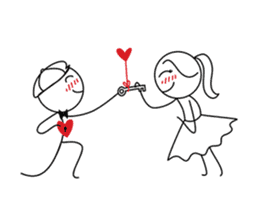 Pepe & Lulu   Love Journey sticker #1446281