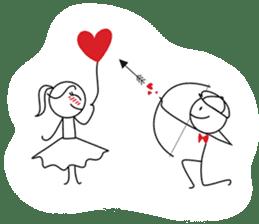 Pepe & Lulu   Love Journey sticker #1446282