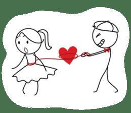 Pepe & Lulu   Love Journey sticker #1446284