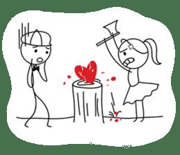 Pepe & Lulu   Love Journey sticker #1446286
