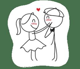 Pepe & Lulu   Love Journey sticker #1446287