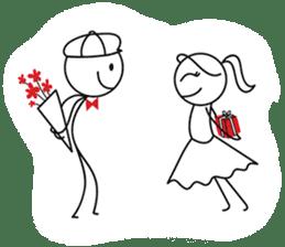 Pepe & Lulu   Love Journey sticker #1446289