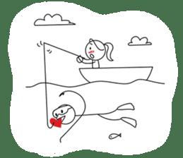Pepe & Lulu   Love Journey sticker #1446290
