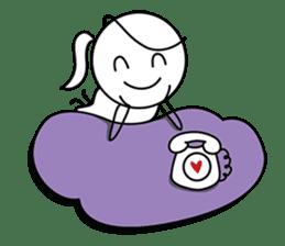 Pepe & Lulu   Love Journey sticker #1446309