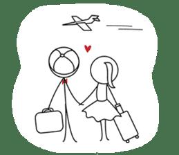 Pepe & Lulu   Love Journey sticker #1446311