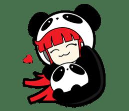 Sachiko and Friends sticker #1447550