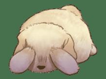 The Golden Retriever Puppy! sticker #1450608