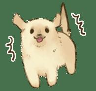 The Golden Retriever Puppy! sticker #1450613