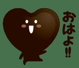 Loose Chocolate sticker #1450874