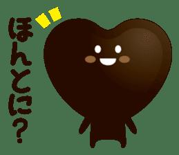 Loose Chocolate sticker #1450878