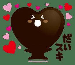 Loose Chocolate sticker #1450880