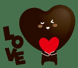 Loose Chocolate sticker #1450882