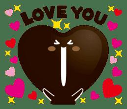 Loose Chocolate sticker #1450883