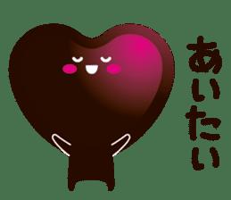 Loose Chocolate sticker #1450894