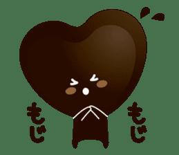 Loose Chocolate sticker #1450900
