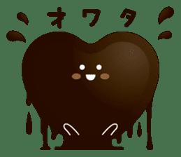 Loose Chocolate sticker #1450909