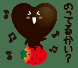 Loose Chocolate sticker #1450913