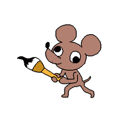 Brown mouse