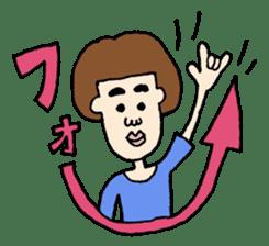 MAGAO people sticker #1458566