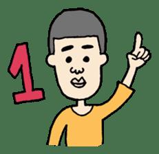 MAGAO people sticker #1458571