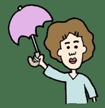 MAGAO people sticker #1458580