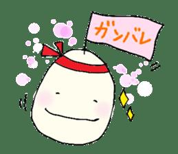 Lovely egg sticker #1461308