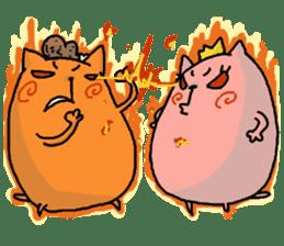 Tamiko and Baruko sticker #1462410