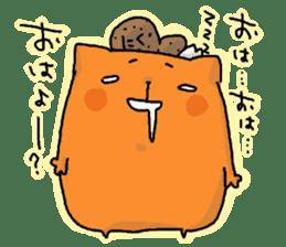 Tamiko and Baruko sticker #1462417