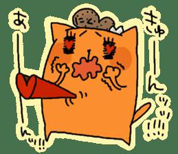 Tamiko and Baruko sticker #1462431