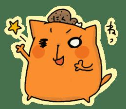 Tamiko and Baruko sticker #1462440