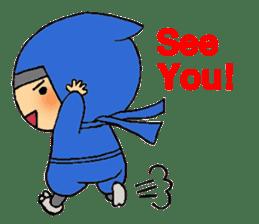ninja ninnin sticker #1466068