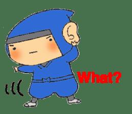 ninja ninnin sticker #1466077