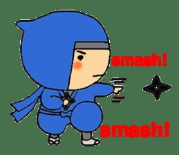 ninja ninnin sticker #1466079
