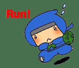 ninja ninnin sticker #1466080
