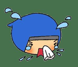 ninja ninnin sticker #1466097