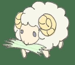sheepy sticker #1472289
